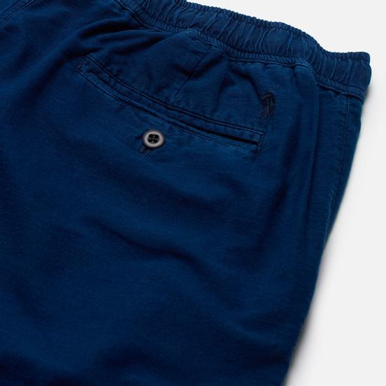 Мужские брюки Polo Ralph Lauren Relaxed Fit Graduate Drawstring Indigo