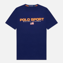 Мужская футболка Polo Ralph Lauren Polo Sport 26/1 Jersey Fall Royal
