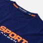 Мужская футболка Polo Ralph Lauren Polo Sport 26/1 Jersey Fall Royal фото - 1