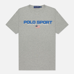Мужская футболка Polo Ralph Lauren Polo Sport 26/1 Jersey Andover Heather