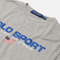 Мужская футболка Polo Ralph Lauren Polo Sport 26/1 Jersey Andover Heather фото - 1