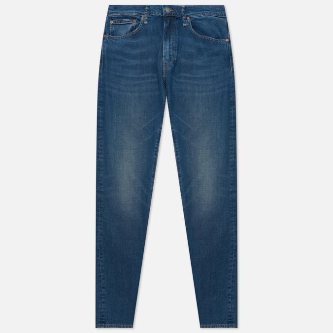 Фото - Мужские джинсы Polo Ralph Lauren Sullivan Slim Fit 5 Pocket Stretch Denim джинсы polo ralph lauren джинсы