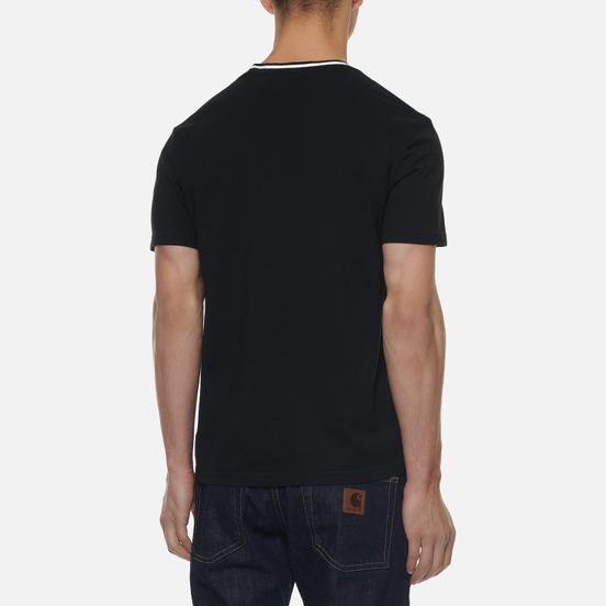 Мужская футболка Polo Ralph Lauren The Germany Crew Neck Black