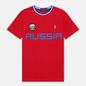 Мужская футболка Polo Ralph Lauren The Russia Crew Neck Red фото - 0