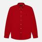 Мужская рубашка Polo Ralph Lauren Slim Fit Garment Dyed Oxford Red фото - 0
