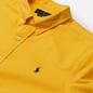 Мужская рубашка Polo Ralph Lauren Slim Fit Garment Dyed Oxford Canary Yellow фото - 1