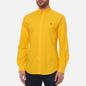 Мужская рубашка Polo Ralph Lauren Slim Fit Garment Dyed Oxford Canary Yellow фото - 2