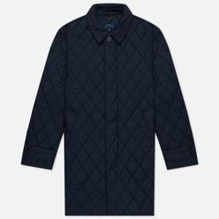Мужское пальто Polo Ralph Lauren Quilted Walking Matte Fine College Navy