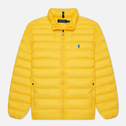 Мужской пуховик Polo Ralph Lauren The Packable Terra Yellowfin