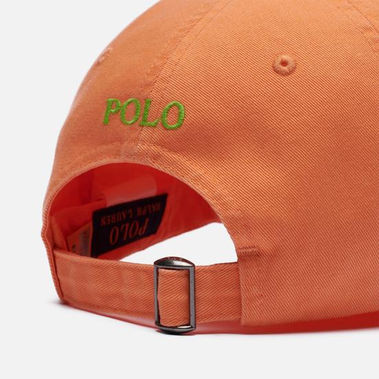 Кепка Polo Ralph Lauren Classic Sport Twill Classic Peach