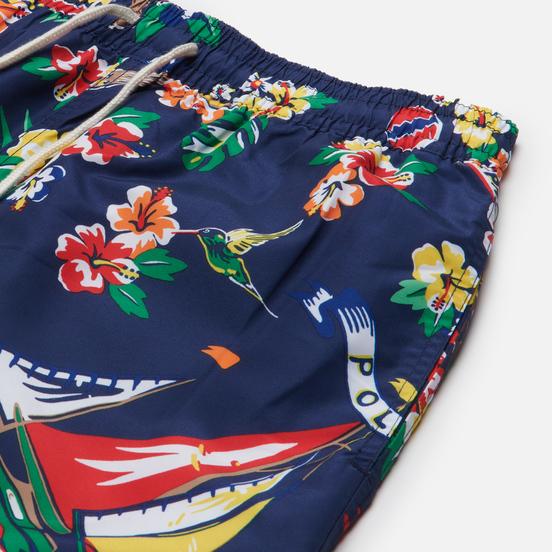Мужские шорты Polo Ralph Lauren Traveller Swimming Trunk Sail Bear-Waiian