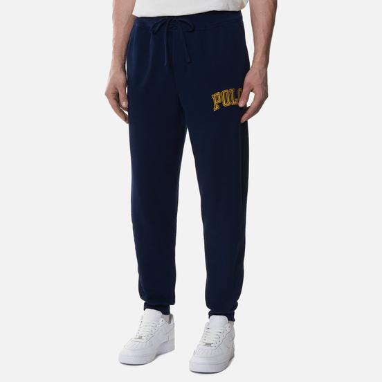 Мужские брюки Polo Ralph Lauren Logo Fleece Jogger Cruise Navy