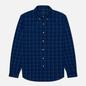 Мужская рубашка Polo Ralph Lauren Classic Oxford Custom Fit Indigo/Blue Multi фото - 0