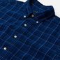 Мужская рубашка Polo Ralph Lauren Classic Oxford Custom Fit Indigo/Blue Multi фото - 1