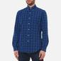 Мужская рубашка Polo Ralph Lauren Classic Oxford Custom Fit Indigo/Blue Multi фото - 2