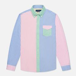 Мужская рубашка Polo Ralph Lauren Custom Fit Oxford Stripe Fun Multicolor
