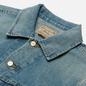 Мужская джинсовая куртка Polo Ralph Lauren Storm Rider Trucker Denim Chevy фото - 1