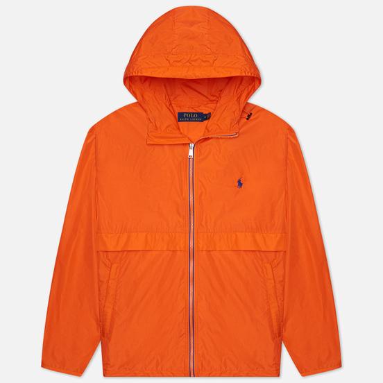 Мужская куртка Polo Ralph Lauren Belport Windbreaker Spectrum Orange