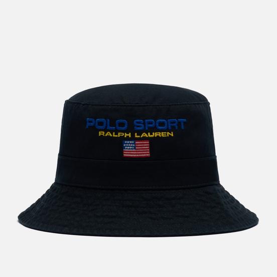 Панама Polo Ralph Lauren Polo Sport New Bond Chino Polo Black