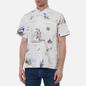 Мужская рубашка Polo Ralph Lauren Classic Fit Print Oxford Camp Apparel Arts Sports фото - 2