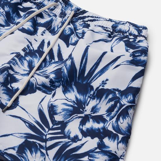 Мужские шорты Polo Ralph Lauren Traveller Swimming Trunk Monotone Hibiscus