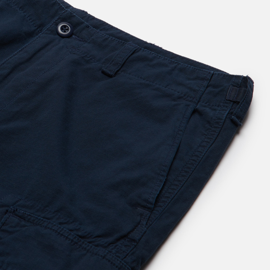 Мужские шорты Polo Ralph Lauren Relaxed Fit Ripstop Cargo Aviator Navy
