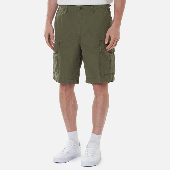 Мужские шорты Polo Ralph Lauren Relaxed Fit Ripstop Cargo Mountain Green