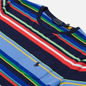 Мужская футболка Polo Ralph Lauren Custom Slim Fit Striped Newport Navy/Multi фото - 1
