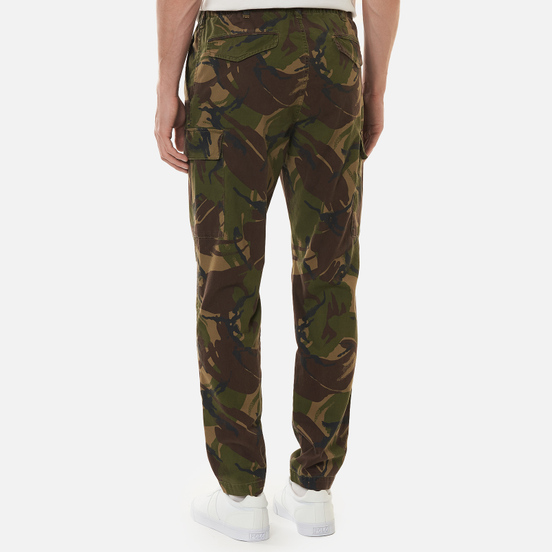 Мужские брюки Polo Ralph Lauren Slim Fit Twill Cargo British Elmwood Camo