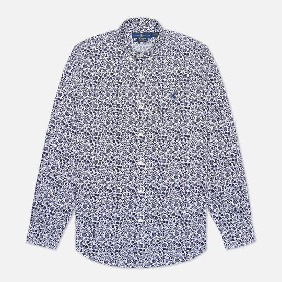 Мужская рубашка Polo Ralph Lauren Print Player Floral Bud Multicolor