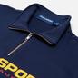 Мужская толстовка Polo Ralph Lauren Polo Sport Fleece Half-Zip Cruise Navy фото - 1