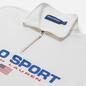 Мужская толстовка Polo Ralph Lauren Polo Sport Fleece Half-Zip White фото - 1