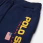 Мужские шорты Polo Ralph Lauren Polo Sport Fleece Cruise Navy фото - 1