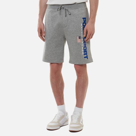 Мужские шорты Polo Ralph Lauren Polo Sport Fleece Andover Heather