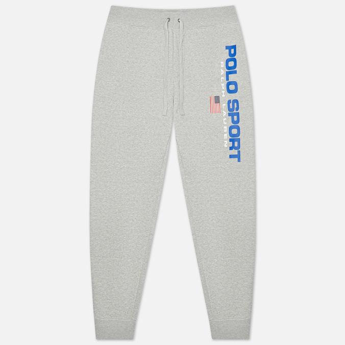Мужские брюки Polo Ralph Lauren Polo Sport Fleece Jogger брюки columbia m csc log fleece jogger ii размер m black city grey