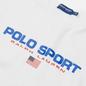 Мужская толстовка Polo Ralph Lauren Polo Sport Fleece Crew Neck White фото - 1