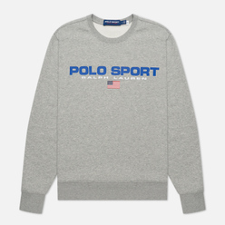 Мужская толстовка Polo Ralph Lauren Polo Sport Fleece Crew Neck Andover Heather