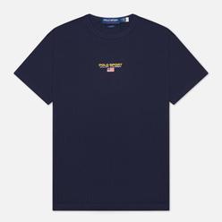 Мужская футболка Polo Ralph Lauren Polo Sport Heavyweight Jersey Cruise Navy