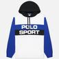Мужская толстовка Polo Ralph Lauren Polo Sport Colour-Blocked Fleece Hoodie White/Multi фото - 0