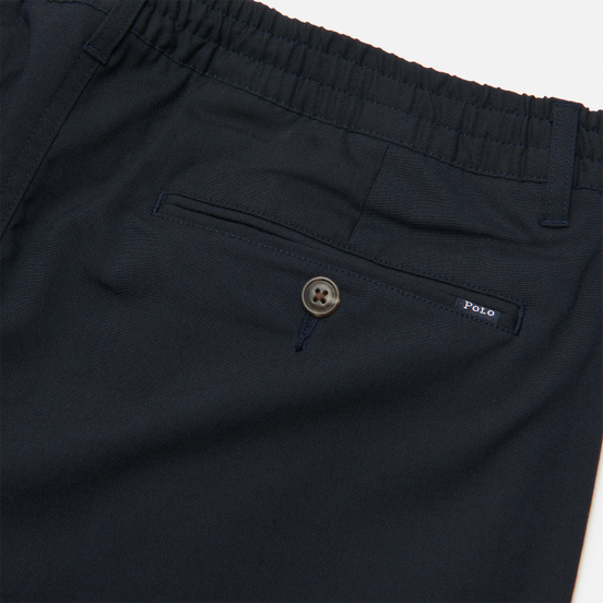 Мужские брюки Polo Ralph Lauren Tailored Slim Fit Prepster Navy