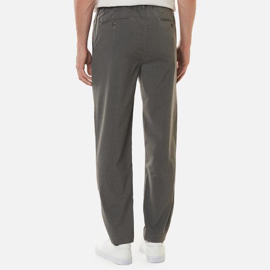 Мужские брюки Polo Ralph Lauren Tailored Slim Fit Prepster Medium Flannel Heather