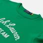 Мужская толстовка Polo Ralph Lauren Polo Team Fleece Crew Neck Scarab Green фото - 1