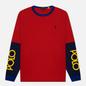 Мужской лонгслив Polo Ralph Lauren Polo Sleeve Logo Classic Fit Red фото - 0