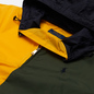Мужская куртка анорак Polo Ralph Lauren Eastport Color Block Army/Slicker Yellow фото - 1