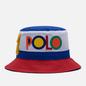 Панама Polo Ralph Lauren Reversible Color Block Collection Navy/Multi фото - 0