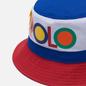 Панама Polo Ralph Lauren Reversible Color Block Collection Navy/Multi фото - 2