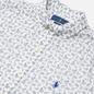 Мужская рубашка Polo Ralph Lauren Slim Fit Poplin African Jungle White/Multi фото - 1