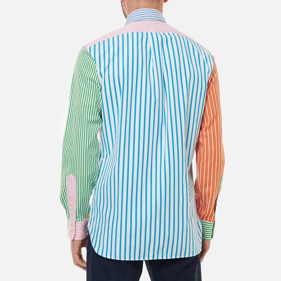 Мужская рубашка Polo Ralph Lauren Custom Fit Multicolor Stripes Multi Fun