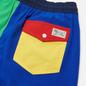 Мужские шорты Polo Ralph Lauren Color Block Traveler Mid Yellow/Multi фото - 2