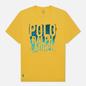 Мужская футболка Polo Ralph Lauren Classic Fit Graphic Logo Signal Yellow фото - 0